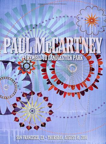 Paul McCartney Poster