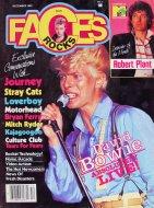 Rocks Faces Vol. 1 No. 2 Magazine