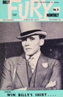 Billy Fury No. 9 Magazine