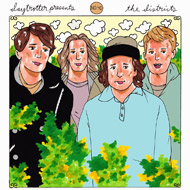 """The Districts / Pine Barons Vinyl 12"""" (New)"""
