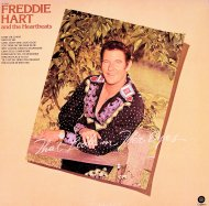 """Freddie Hart And The Heartbeats Vinyl 12"""" (Used)"""