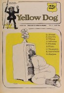 Yellow Dog Vol. 1 No. 6 Comic Book