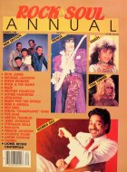 Rock & Soul Annual 1986 Magazine