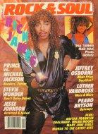 Rock & Soul Vol. 29 No. 192 Magazine