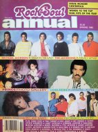 Rock & Soul Annual 1985 Magazine