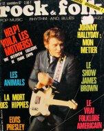 Rock & Folk No. 12 Magazine