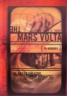 The Mars Volta Poster