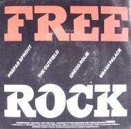 "Free Rock Vinyl 7"" (Used)"