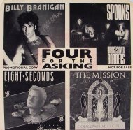 "Four For The Asking Vinyl 7"" (Used)"