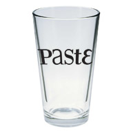 Paste Magazine Pint Glass