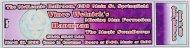 Hanuman Vintage Ticket