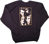 U2 Men's Vintage Sweatshirts