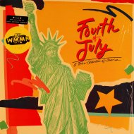 """Fourth Of July Vinyl 12"""" (Used)"""