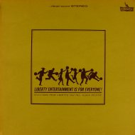 """Liberty Entertainment Is For Everyone Vinyl 12"""" (Used)"""