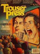 Trouser Press No. 63 Magazine