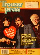 Trouser Press No. 87 Magazine