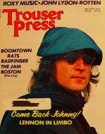 Trouser Press No. 38 Magazine