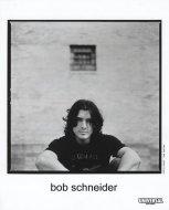 Bob Schneider Promo Print