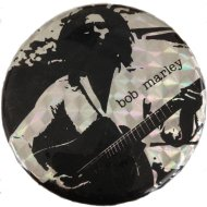 Bob Marley Pin