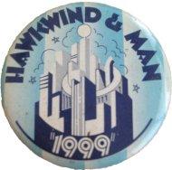 Hawkwind Pin