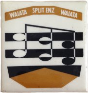 Split Enz Pin