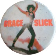 Grace Slick Pin
