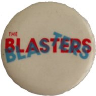 The Blasters Pin