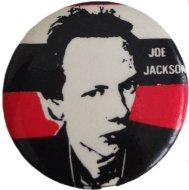 Joe Jackson Pin