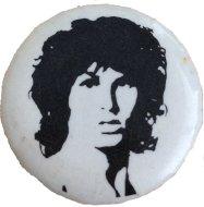 Jim Morrison Pin