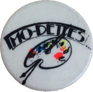 Mo-Dettes Pin