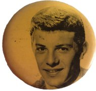 Frankie Avalon Pin
