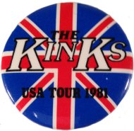 The Kinks Pin