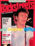 Backstreets No. 30 Magazine