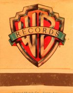 WB Records Matchbook
