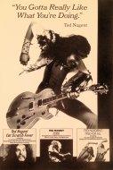 Ted Nugent Handbill