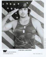 Corporal Kirchner Promo Print