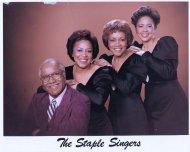 The Staple Singers Promo Print