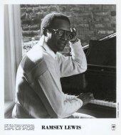 Ramsey Lewis Promo Print