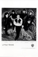 Little Texas Promo Print