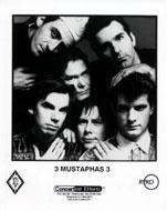 3 Mustaphas 3 Promo Print