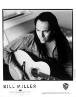 Bill Miller Promo Print