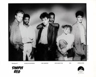 Simply Red Promo Print