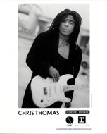 Chris Thomas Promo Print