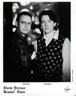 David Sylvian Promo Print