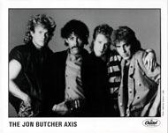 Jon Butcher Axis Promo Print