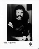 Tom Johnston Promo Print
