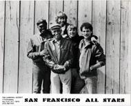 San Francisco All Star Band Promo Print