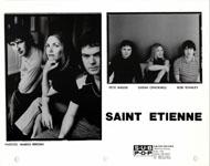 Saint Etienne Promo Print