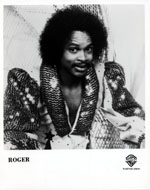 Roger Promo Print