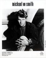 Michael W. Smith Promo Print